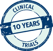 Clinical trials for pharmaceuticals
